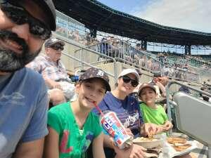 Christopher  attended Detroit Tigers vs. Texas Rangers - MLB on Jul 22nd 2021 via VetTix