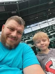Bill attended Detroit Tigers vs. Texas Rangers - MLB on Jul 22nd 2021 via VetTix