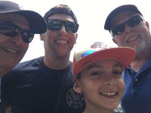 Rich attended Detroit Tigers vs. Texas Rangers - MLB on Jul 22nd 2021 via VetTix