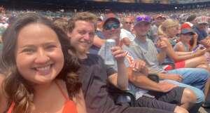 Tiger fan attended Detroit Tigers vs. Texas Rangers - MLB on Jul 22nd 2021 via VetTix