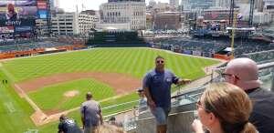 Matt F attended Detroit Tigers vs. Texas Rangers - MLB on Jul 22nd 2021 via VetTix