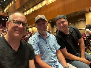 Todd attended Sebastian Maniscalco on Jul 22nd 2021 via VetTix