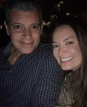 Ann attended Sebastian Maniscalco on Jul 22nd 2021 via VetTix