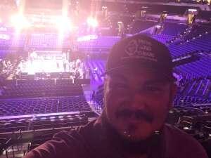 Pete attended Premier Boxing Champions: Charlo V Castano on Jul 17th 2021 via VetTix