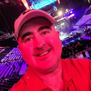 Phillip Bowman  attended Premier Boxing Champions: Charlo V Castano on Jul 17th 2021 via VetTix