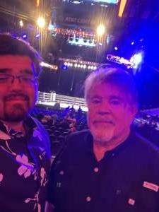 Roy J Spencer attended Premier Boxing Champions: Charlo V Castano on Jul 17th 2021 via VetTix