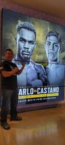 Roberto attended Premier Boxing Champions: Charlo V Castano on Jul 17th 2021 via VetTix