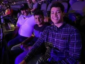 Christopher Rosado attended Premier Boxing Champions: Charlo V Castano on Jul 17th 2021 via VetTix