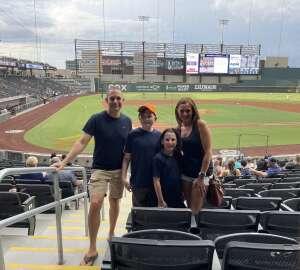 Marc attended Las Vegas Aviators vs. El Paso Chihuahuas - MiLB on Jul 18th 2021 via VetTix