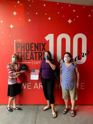 Larry attended Pump Boys and Dinettes on Jul 22nd 2021 via VetTix