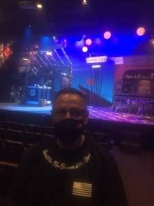 Eugene barron attended Pump Boys and Dinettes on Jul 22nd 2021 via VetTix