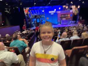 Curt attended Pump Boys and Dinettes on Jul 22nd 2021 via VetTix
