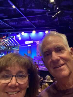 Mike Maerkle attended Pump Boys and Dinettes on Jul 22nd 2021 via VetTix