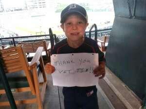 Manny attended Detroit Tigers vs. Baltimore Orioles - MLB on Jul 29th 2021 via VetTix
