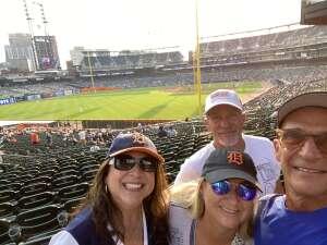 Noel attended Detroit Tigers vs. Baltimore Orioles - MLB on Jul 29th 2021 via VetTix