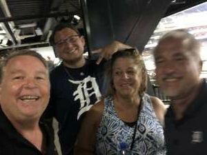 Jim attended Detroit Tigers vs. Baltimore Orioles - MLB on Jul 29th 2021 via VetTix