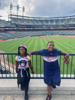 Tim attended Detroit Tigers vs. Baltimore Orioles - MLB on Jul 29th 2021 via VetTix