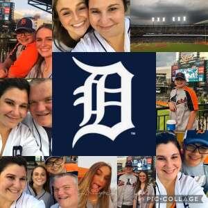 Mark attended Detroit Tigers vs. Baltimore Orioles - MLB on Jul 29th 2021 via VetTix