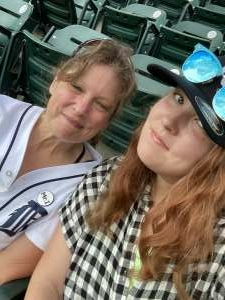 Donna attended Detroit Tigers vs. Baltimore Orioles - MLB on Jul 29th 2021 via VetTix