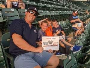 Nick attended Detroit Tigers vs. Baltimore Orioles - MLB on Jul 29th 2021 via VetTix