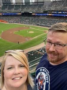 Sean Ranes attended Detroit Tigers vs. Baltimore Orioles - MLB on Jul 29th 2021 via VetTix