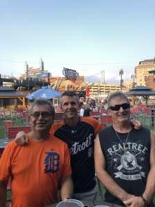 Brian attended Detroit Tigers vs. Baltimore Orioles - MLB on Jul 29th 2021 via VetTix