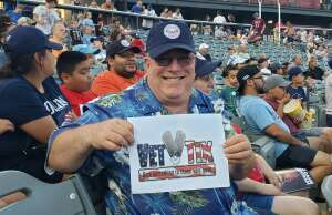 Click To Read More Feedback from Chicago Dogs vs. Kane County Cougars - Thirsty Thursdays and Fireworks! MLB Partner League