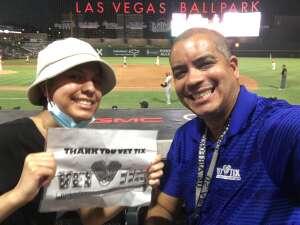 Click To Read More Feedback from Las Vegas Aviators vs. Salt Lake Bees - MiLB