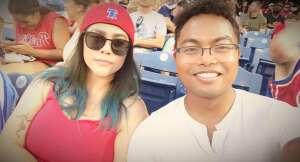 Maneth attended Philadelphia Phillies vs. Atlanta Braves - MLB on Jul 25th 2021 via VetTix