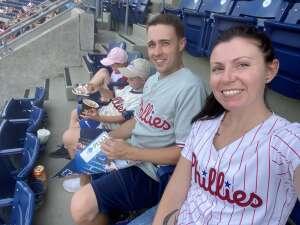 Greg attended Philadelphia Phillies vs. Atlanta Braves - MLB on Jul 25th 2021 via VetTix