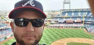 Jim attended Philadelphia Phillies vs. Atlanta Braves - MLB on Jul 25th 2021 via VetTix