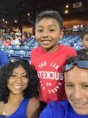 Maria attended Philadelphia Phillies vs. Atlanta Braves - MLB on Jul 25th 2021 via VetTix