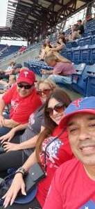 SFC Mercado attended Philadelphia Phillies vs. Atlanta Braves - MLB on Jul 25th 2021 via VetTix