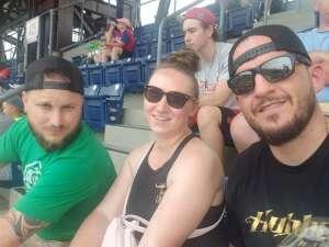 jshock attended Philadelphia Phillies vs. Atlanta Braves - MLB on Jul 25th 2021 via VetTix