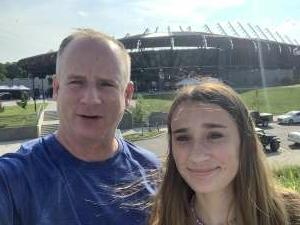 Derek attended Racing Louisville FC vs. Washington Spirit - USL on Jul 25th 2021 via VetTix