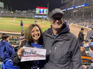 Click To Read More Feedback from Chicago Cubs vs. Minnestota Twins - MLB