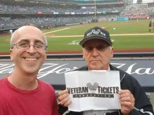 Click To Read More Feedback from New York Yankees vs. Philadelphia Phillies - MLB - Premium Seating
