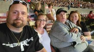 Andrew attended Lady a What a Song Can Do Tour 2021 on Jul 30th 2021 via VetTix