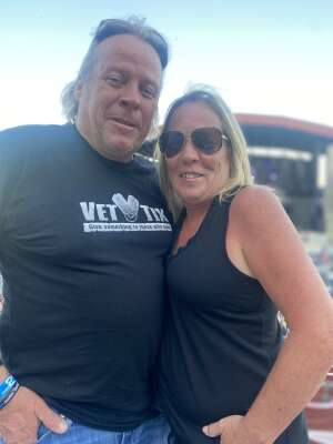 Ted attended Lady a What a Song Can Do Tour 2021 on Jul 30th 2021 via VetTix