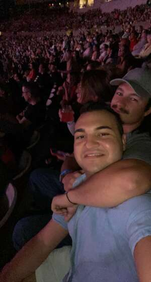 Brent attended Lady a What a Song Can Do Tour 2021 on Jul 30th 2021 via VetTix