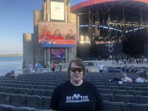 Lisa attended Lady a What a Song Can Do Tour 2021 on Jul 30th 2021 via VetTix