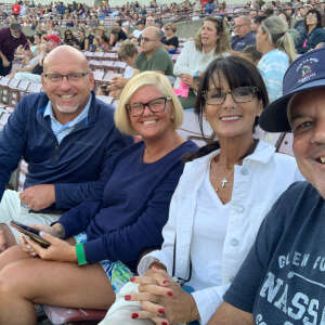 Brian attended Lady a What a Song Can Do Tour 2021 on Jul 30th 2021 via VetTix