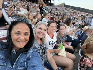 Michele  attended Lady a What a Song Can Do Tour 2021 on Jul 30th 2021 via VetTix