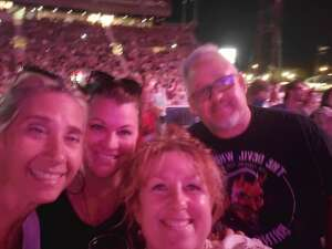 James Wisson attended Lady a What a Song Can Do Tour 2021 on Jul 30th 2021 via VetTix
