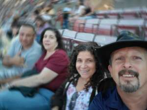 cary sumners attended Lady a What a Song Can Do Tour 2021 on Jul 30th 2021 via VetTix