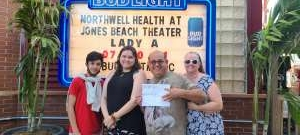 Paul attended Lady a What a Song Can Do Tour 2021 on Jul 30th 2021 via VetTix