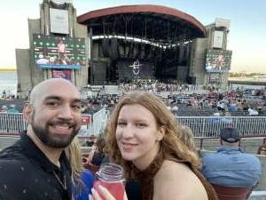 Joseph  attended Lady a What a Song Can Do Tour 2021 on Jul 30th 2021 via VetTix