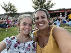 Ivette Baldaguez attended Brad Paisley Tour 2021 on Aug 14th 2021 via VetTix