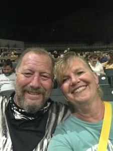 Jim attended Brad Paisley Tour 2021 on Aug 14th 2021 via VetTix