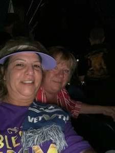 Malinda attended Brad Paisley Tour 2021 on Aug 14th 2021 via VetTix